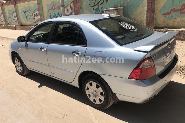 Corolla Toyota 2005 Giza Cyan 3538717 Car For Sale Hatla2ee