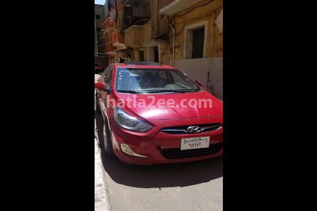 للبيع هيونداي اكسنت Rb موديل 2012 3545276 سيارات مستعملة للبيع هتلاقى