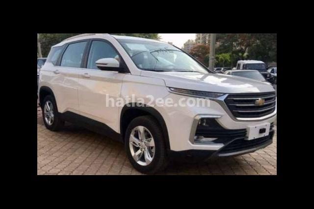 Captiva Chevrolet Alexandria City White 3718113 Car For Sale Hatla2ee