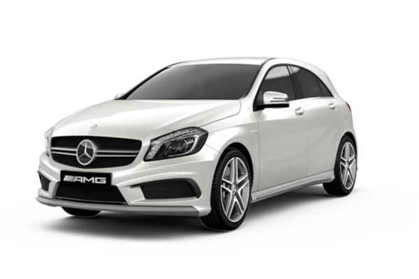 Mercedes CLA AMG 2016 New Cash or Installment