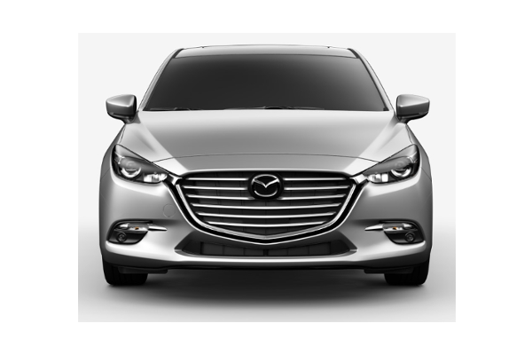 Mazda 3 2017 A T Luxury New Cash Or Instalment Hatla2ee