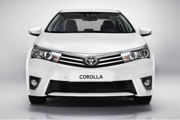 Toyota Corolla 2017 New Cash or Instalment