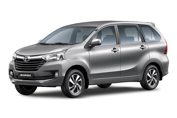Toyota Avanza 2017 New Cash or Instalment