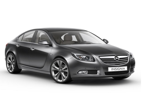 Opel Insignia 2017 Automatic High Line New Cash Or
