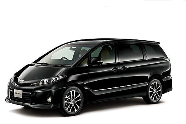 Toyota Previa 2017 New Cash or Instalment