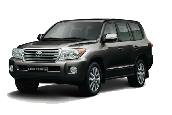 Toyota Land Cruiser 2017 New Cash or Instalment