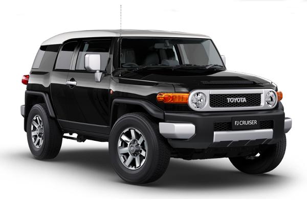 Toyota FJ 2017 New Cash or Instalment