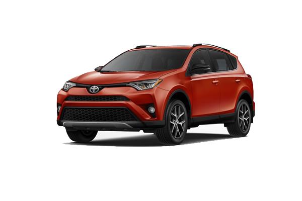 Toyota Rav 4 2017 New Cash or Instalment