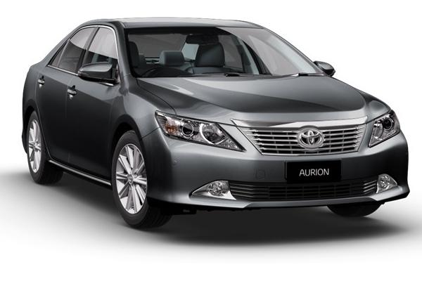 Toyota Aurion 2017 New Cash or Instalment