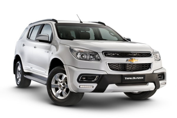 Chevrolet Trial Blazer 2017 Automatic 4wd New Cash Or Instalment