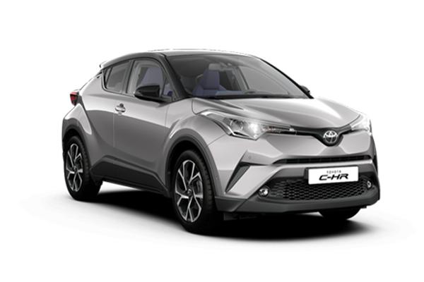 تويوتا C-HR 2017 جديدة للبيع و بالتقسيط