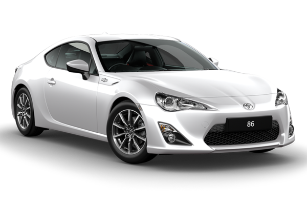 Toyota 86 2017 New Cash or Instalment
