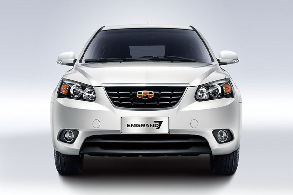 Geely Emgrand 7 2018 New Cash or Instalment