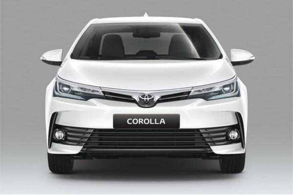 Toyota Corolla 2018 New Cash or Instalment