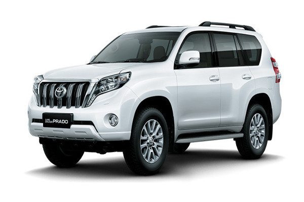 Toyota Prado 2018 New Cash or Instalment