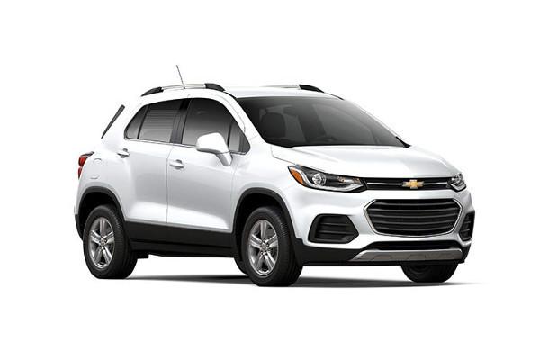 Chevrolet Trax New Cash Or Instalment Hatla2ee