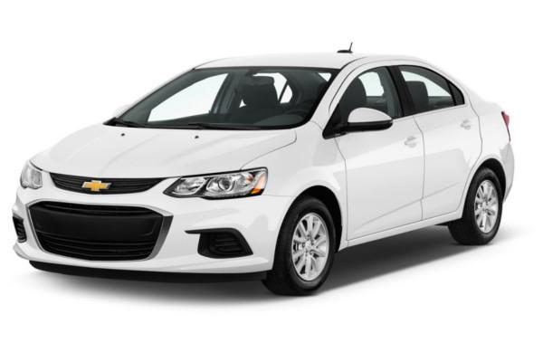 Chevrolet Sonic 2018 New Cash or Instalment