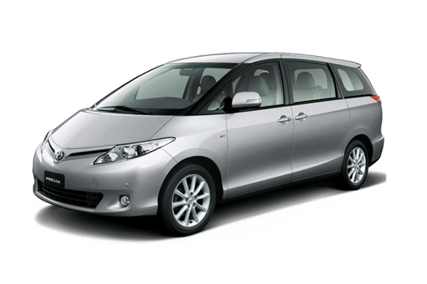 Toyota Previa 2018 New Cash or Instalment