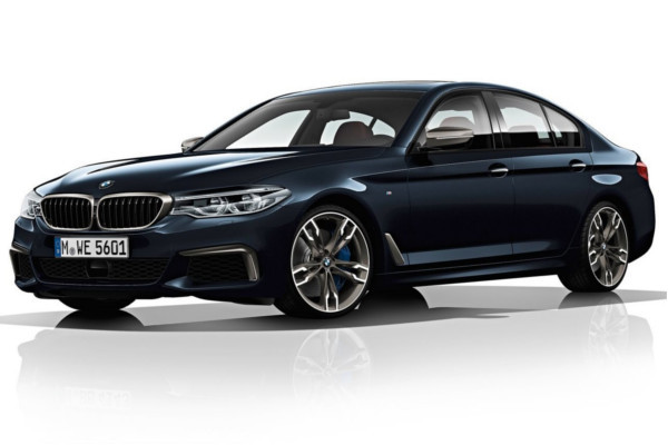 BMW 528 2018 New Cash or Instalment