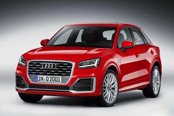 Audi Q2 2018 New Cash or Installment