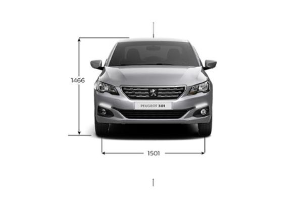 Peugeot 301 2019 New Cash or Instalment