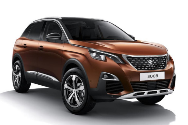 Peugeot 3008 2019 New Cash or Instalment