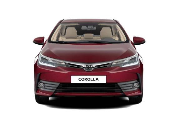 Toyota Corolla 2019 New Cash or Installment