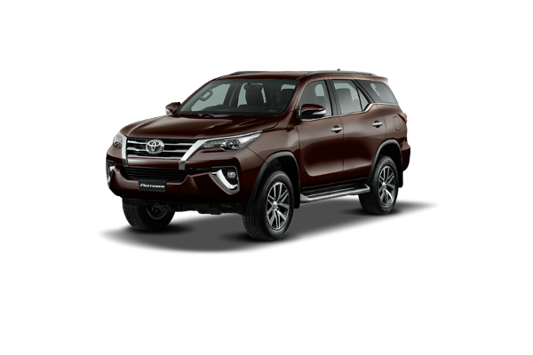 Toyota Fortuner 2019 New Cash or Instalment