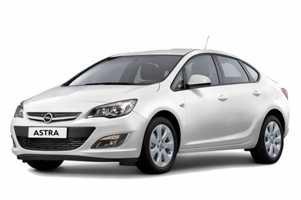Opel Astra 2019 Automatic / High Line   New Cash or Installment
