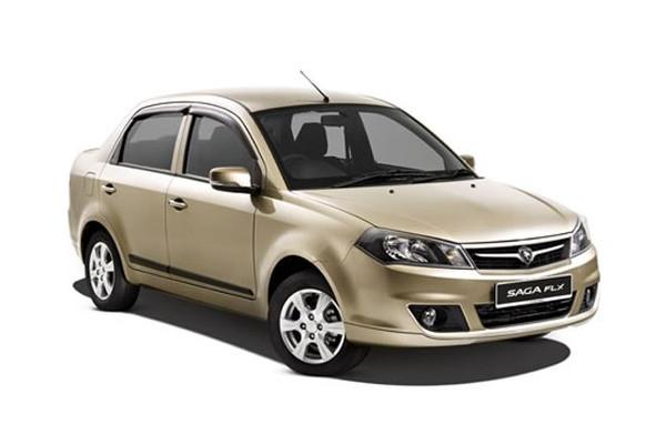 Proton Saga 2019 New Cash or Instalment