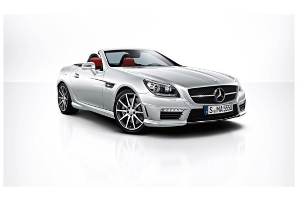 Mercedes SLK 55 AMG 2019 New Cash or Instalment