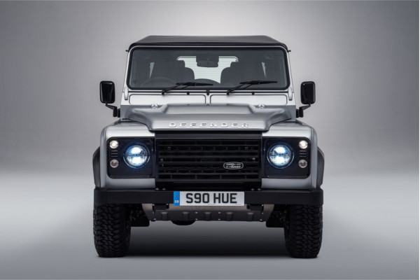 Land Rover Defender 2019 New Cash or Installment
