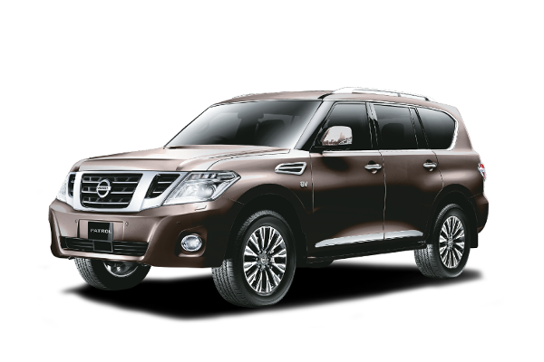 Nissan Patrol 2019 New Cash or Instalment