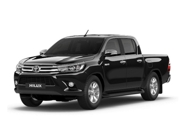 Toyota Hilux 2019 New Cash or Installment
