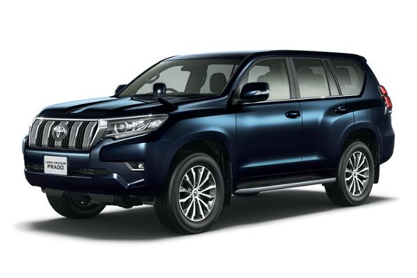 Toyota Prado 2019 New Cash or Installment