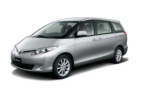 Toyota Previa 2019 New Cash or Instalment