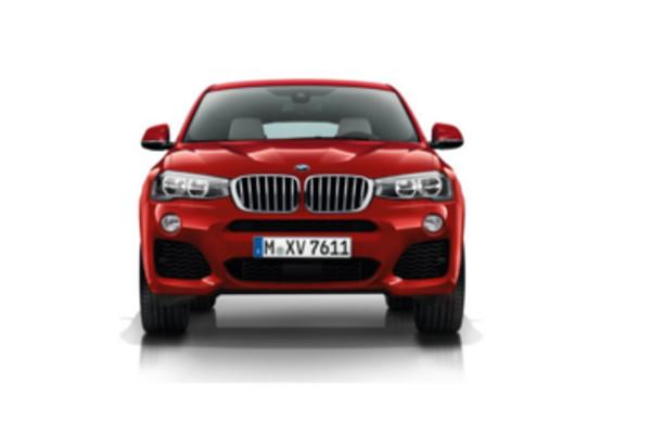 BMW X4 2019 New Cash or Installment