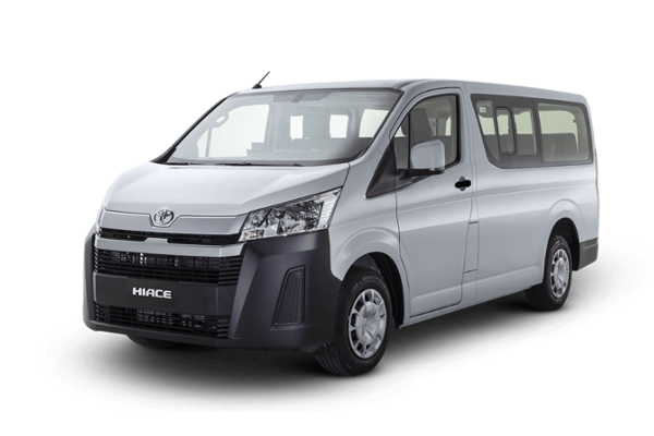 Toyota Hiace 2019 New Cash or Installment
