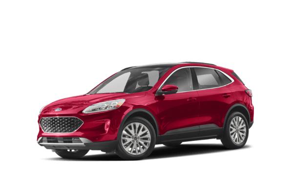 Ford Escape 2020 New Cash or Installment