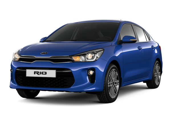 Kia Rio 2020 New Cash or Installment