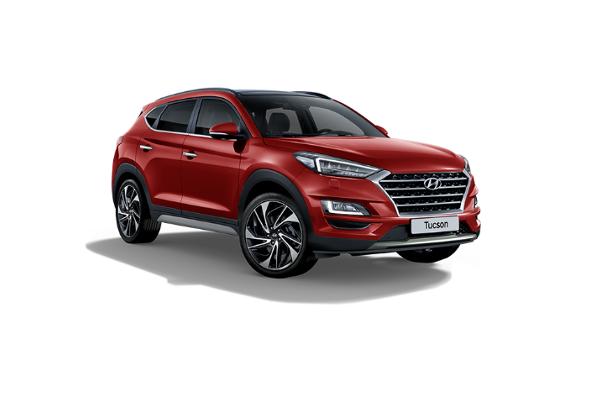 Hyundai Tucson GDI 2019 New Cash or Installment