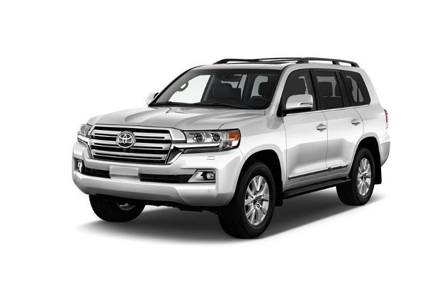 Toyota Land Cruiser New Cash Or Installment Hatla2ee