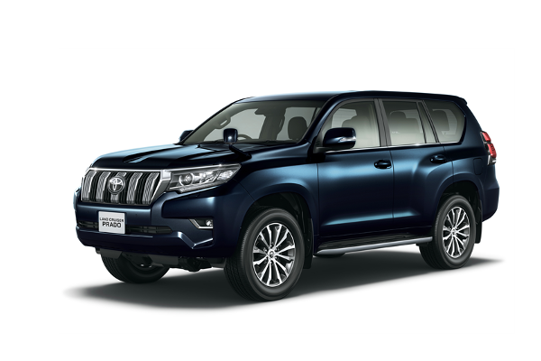 Toyota Prado 2020 New Cash or Installment