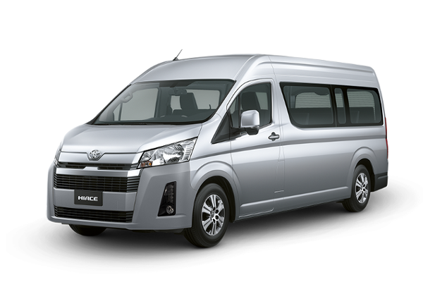 Toyota Hiace 2020 New Cash or Installment