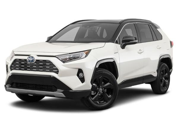 Toyota Rav 4 2020 New Cash or Installment