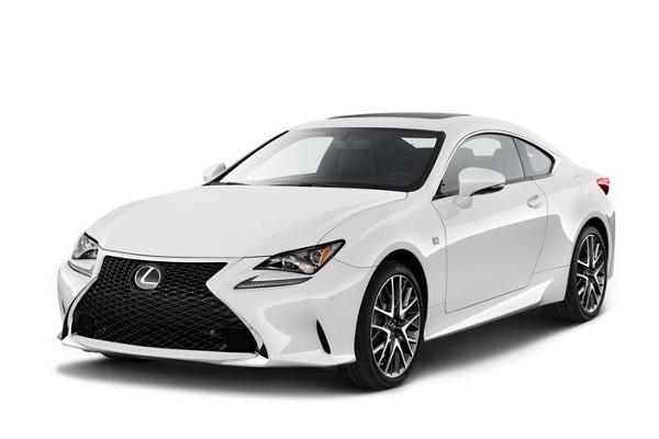 Lexus RC 2020 New Cash or Installment