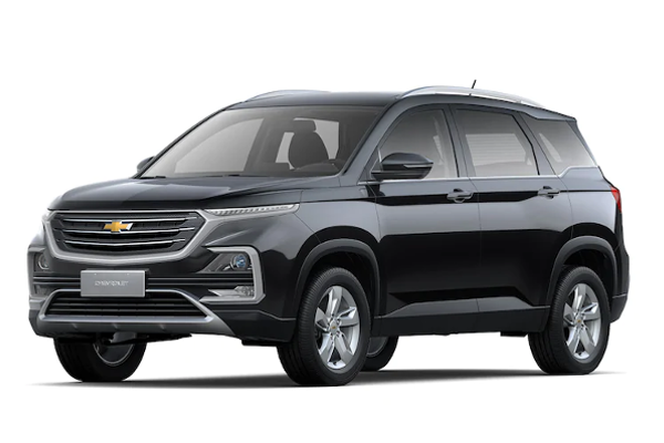 Chevrolet Captiva 2020 New Cash or Installment