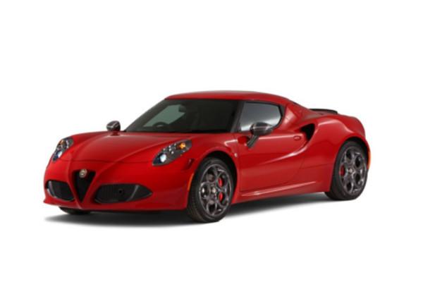 Alfa Romeo 4C 2020 New Cash or Installment