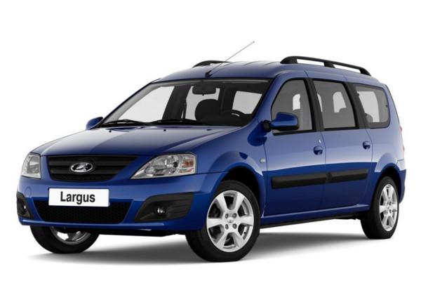 Lada Largus 2020 New Cash or Installment