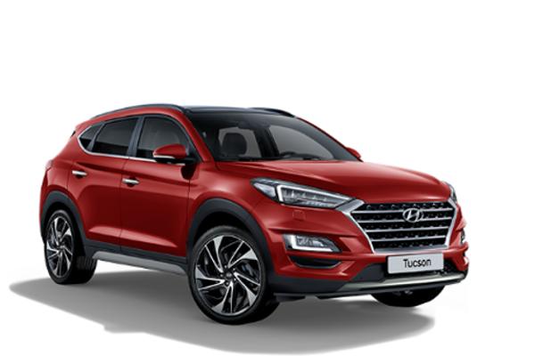 Hyundai Tucson Turbo GDI 2021 New Cash or Installment